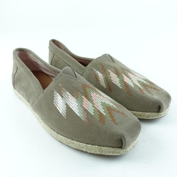8c92e055015 TOMS Shoes - TOMS Women s Alpargata Desert Taupe Slip On Shoes